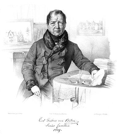 Carl Friedrich von Bibra