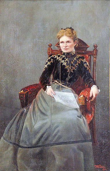 Leonie Marie von Bibra